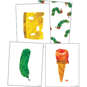 Hungry Caterpillar Learning Cards