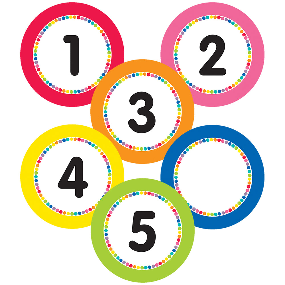 (2 Pk) Just Teach Magnetic Numbers