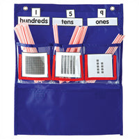 Pocket Charts Deluxe Counting Caddy Gr K-3