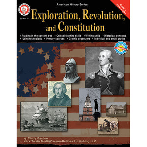 (2 Ea) Exploration Revolution And Constitution