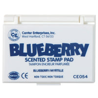 Stamp Pad Scented Blueberry Blue