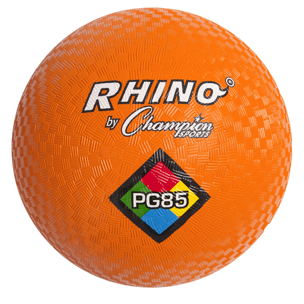 Playground Ball 8 1-2in Orange