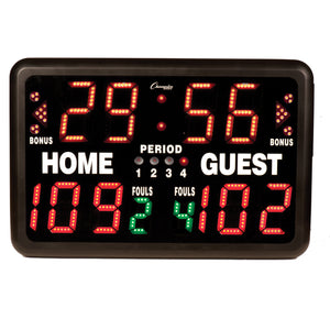 Electronic Scoreboard Multi-sport Tabletop Indoor