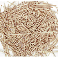 Toothpicks 2500 Pieces Flat
