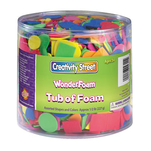 (2 Ea) Wonderfoam 1-2 Pound Tub