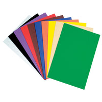 (2 Pk) Wonderfoam Sheets 12x18 10 Colors Per Pk