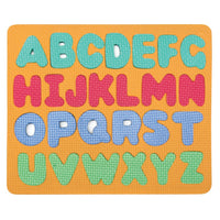 Wonderfoam Magnetic Capital Letters Puzzle Set