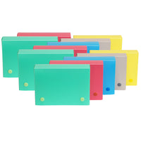 (12 Ea) C Line 4x6 Index Card Case