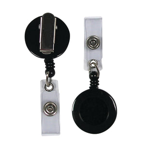 (12 Ea) C Line Retracting Id Card Reel