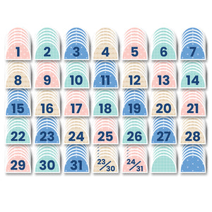 (6 Pk) Calm & Cool Calendar Days
