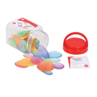 Junior Rainbow Pebbles Clear