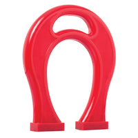 (3 Ea) Magnet Giant Horseshoe 8in