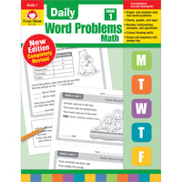 Daily Word Problems Math Grade 1
