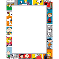 (3 Pk) Peanuts Comic Blocks Computer Paper