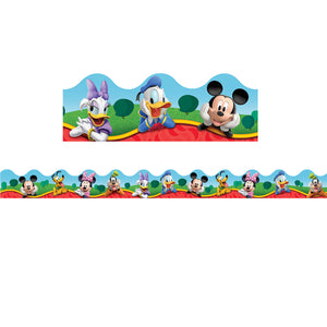 (6 Pk) Mickey Mouse Clubhouse Characters Deco Trim