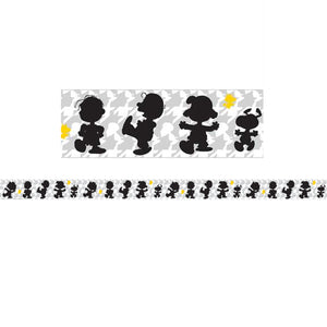 (6 Pk) Peanuts Deco Trim Touch Of Class