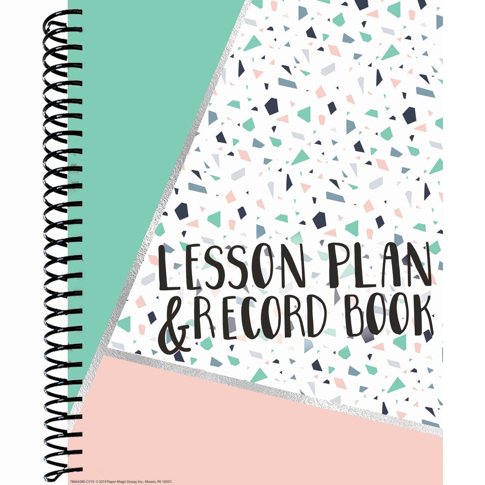 Lesson Plan & Record Book Simply Sassy
