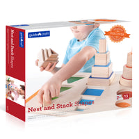 Nest And Stack Shapes