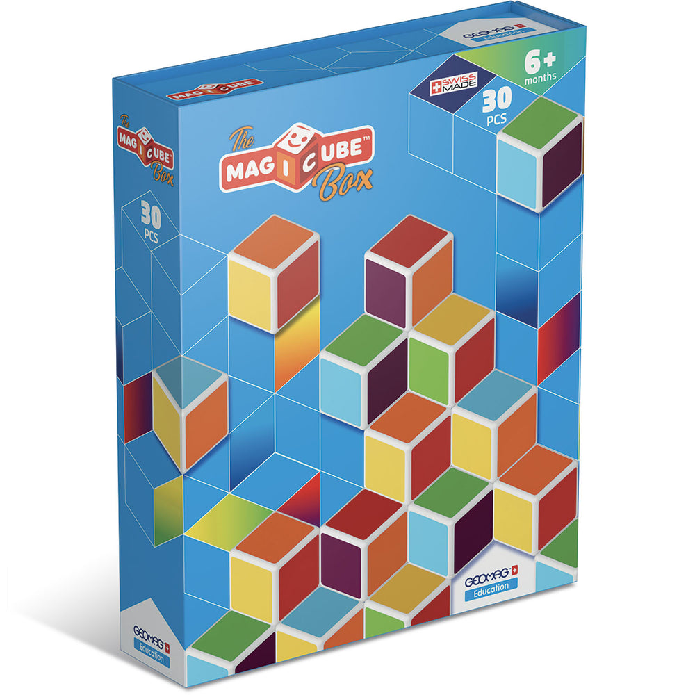 Magicube Multicolor Cubes Set Of 30
