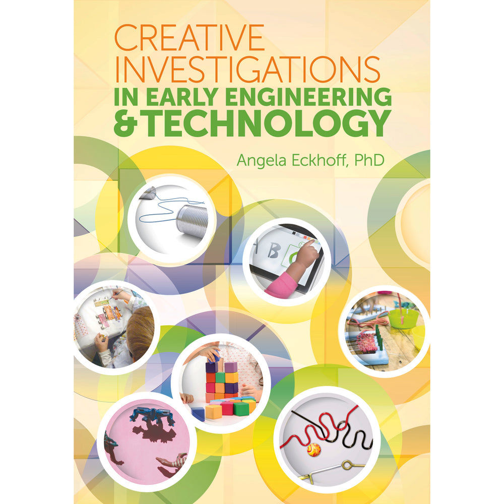 (2 Ea) Creative Investigations In Engineering & Technology