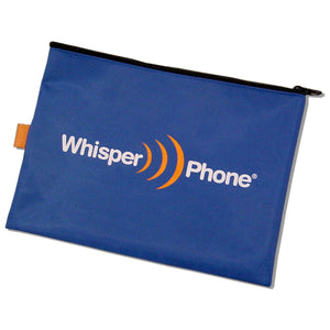 Whisperphone Deluxe Storage Pk-12 Pouch Classpk