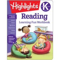 Learning Fun Workbooks Reading Highlights