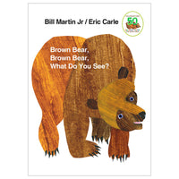 (3 Ea) Brown Bear Brown Bear What Do You See Board Book