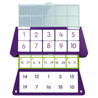 Smart Tray Number Accelerator Set 1
