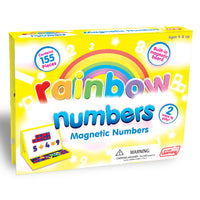 Rainbow Numbers Magnetic Numbers