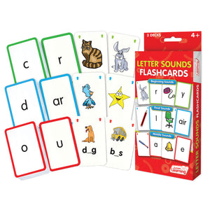 Letter Sounds Flash Cards