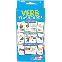 Verb Flash Cards