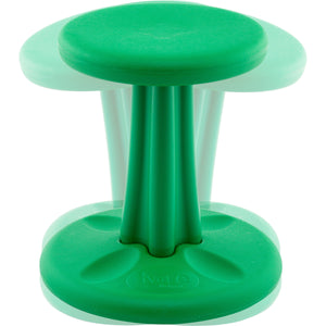 Kids Wobble Chair 14in Green