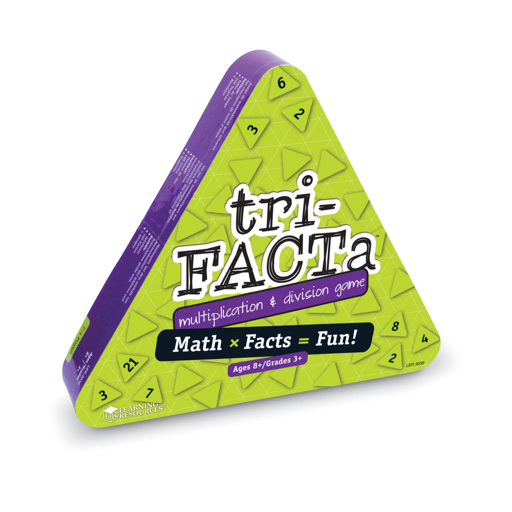 Tri Facta  Multiplication And Division Game