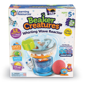 Beaker Creatures Whirling Wave Reactor