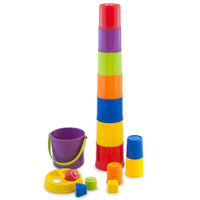 Giantte Stacking And Nesting Game