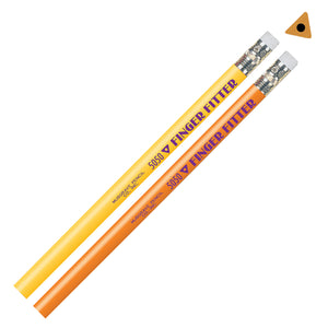 (3 Dz) Finger Fitter Pencils 12 Per Pk
