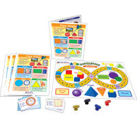 Plane Shapes Learning Center Gr 1-2