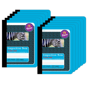 (12 Ea)composition Book 1-2in Ruled