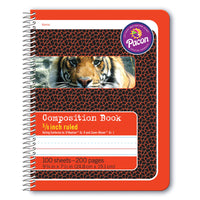 Composition Book 5-8in Ruled Spiral Bound