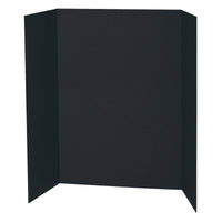 (6 Ea) Black Presentation Board 48x36