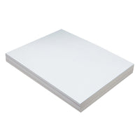 (3 Pk) Heavy Weight Tagboard 9x12 White