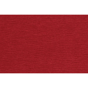 Extra Fine Crepe Paper Cranberry