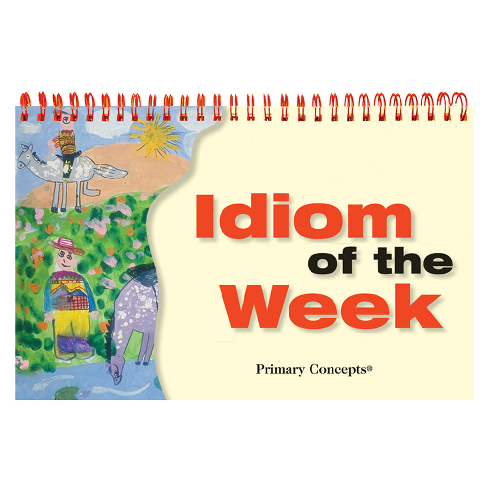 (2 Ea) Idiom Of The Week