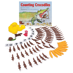 Counting Crocodiles 3d Storybook