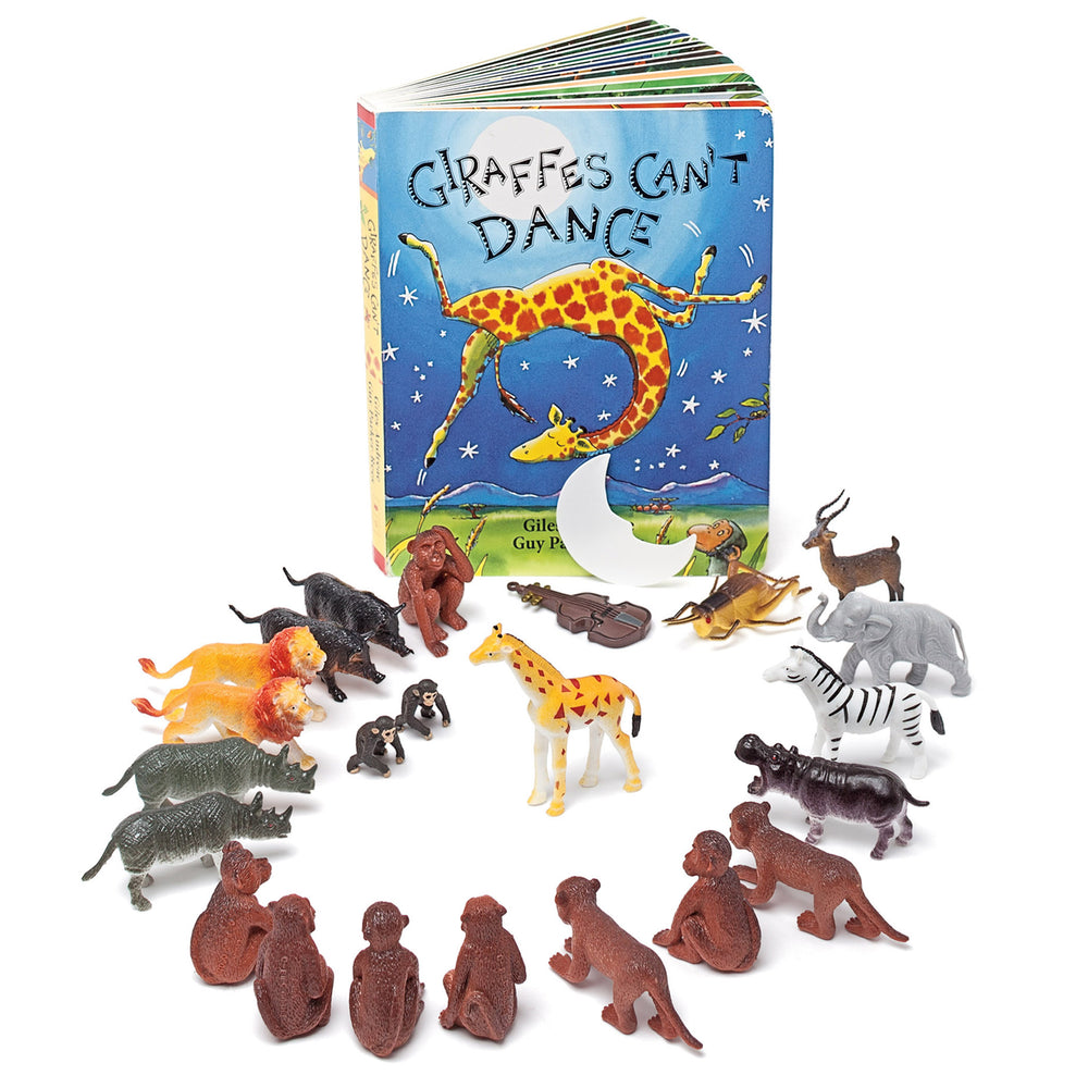 Giraffes Can't Dance 3d Storybook