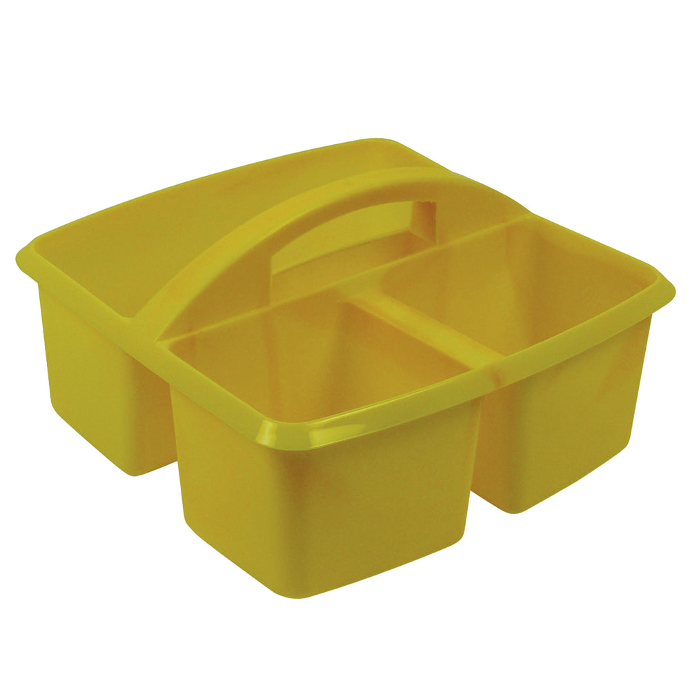 (6 Ea) Small Utility Caddy Yellow