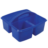 (6 Ea) Small Utility Caddy Blue
