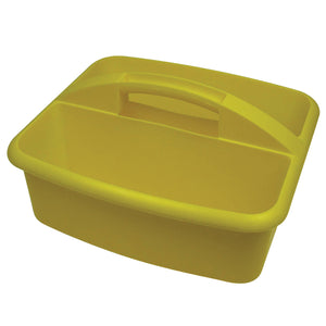 (3 Ea) Large Utility Caddy Yellow