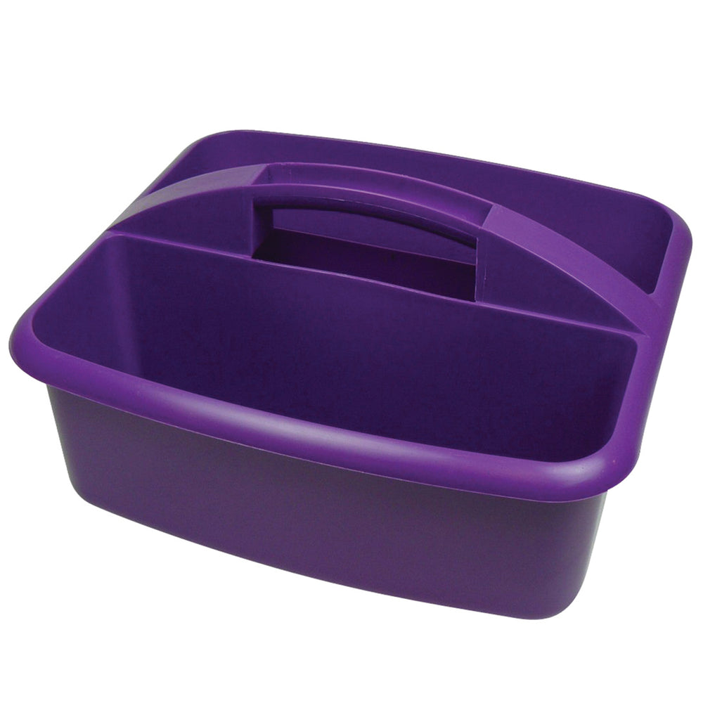 (3 Ea) Large Utility Caddy Purple