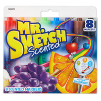 Mr Sketch Scented Stix 8ct